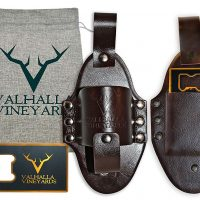 Premium Leather Beer Holster